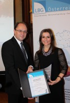 Foto LBG Award Verleihung